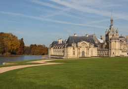 Chantilly octobre14 03