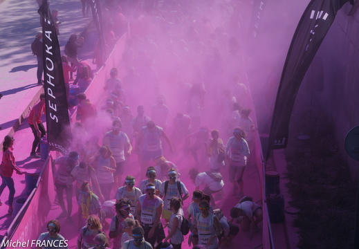 Paris Color Run 2015